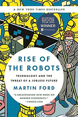 Rise of the Robots – Book Notes